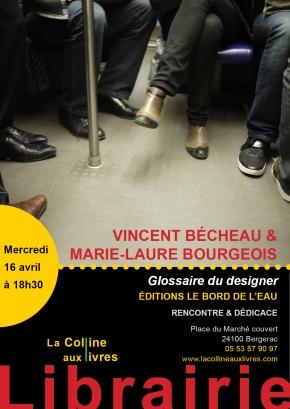 Affiche Bécheau Bourgeois