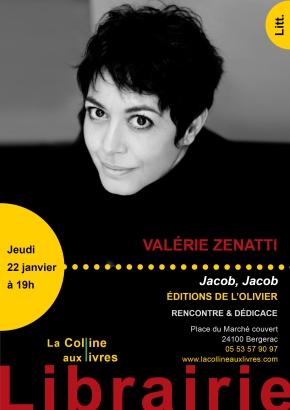 Affiche Valerie-Zenatti